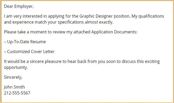Simple Email format for Sending Resume to Company if I Send An Email to A Recruiter What Should I Write