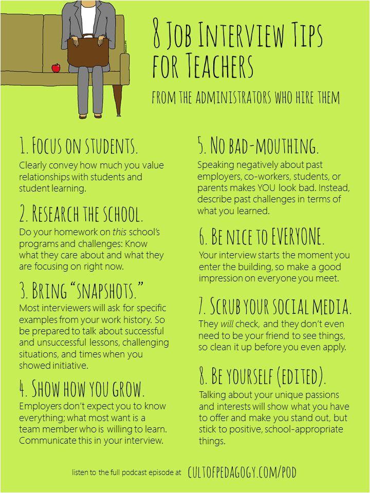 Teacher Job Interview Resume 46 Best Teacher Resumes Images On Pinterest Teacher