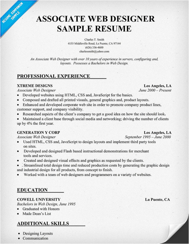 resumes examples with quotes