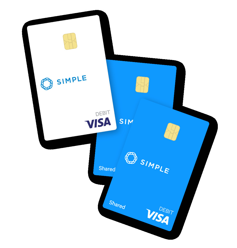 simple visa debit cards png