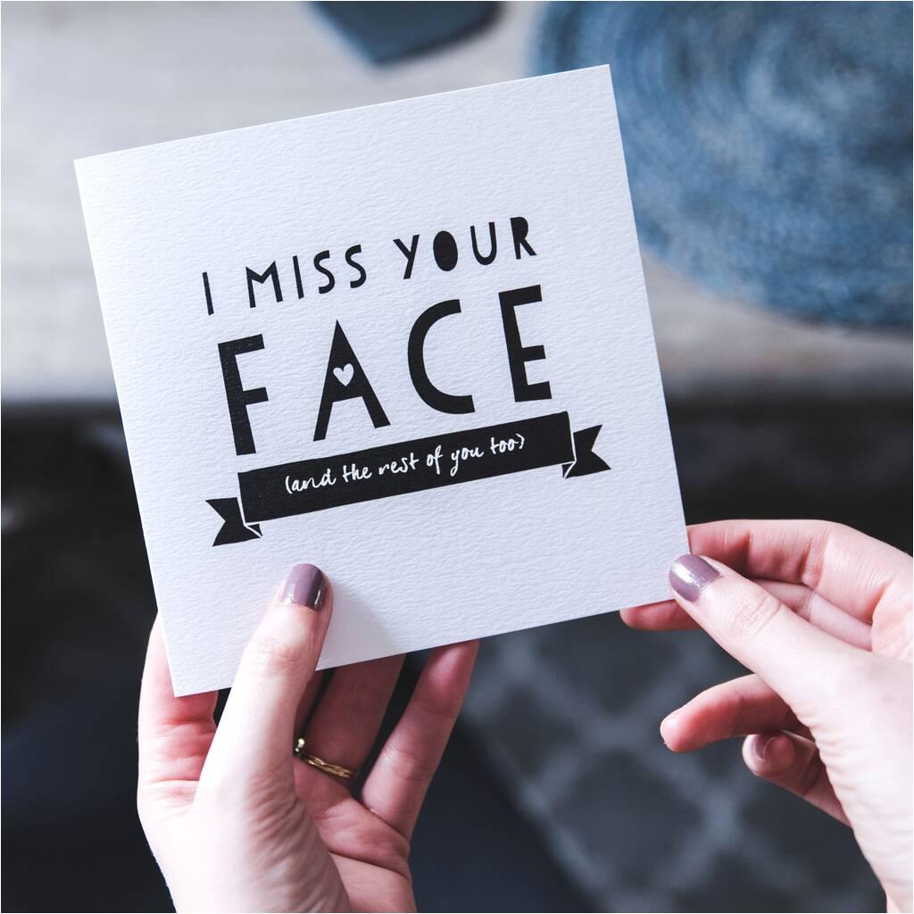 original i miss your face card jpg