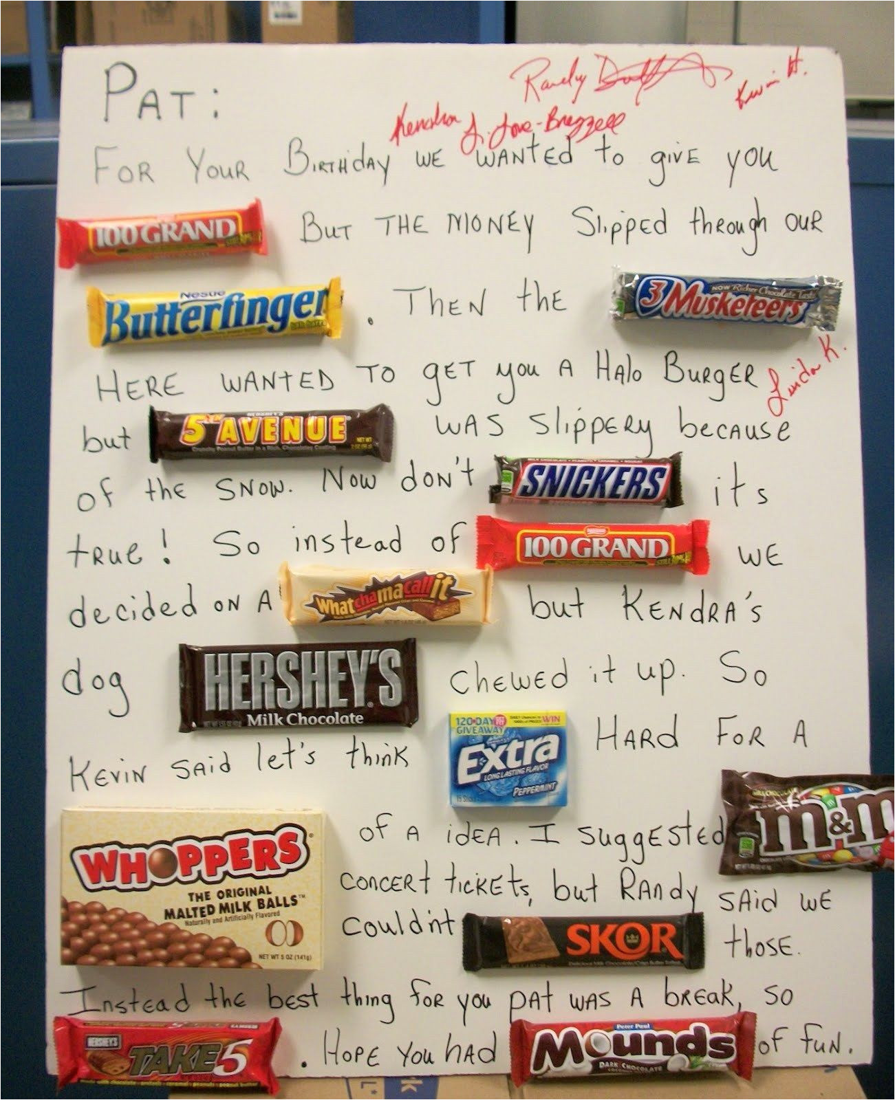 Anniversary Card Using Candy Bars Handmade Greeting Cards Designs for Anniversary 50th
