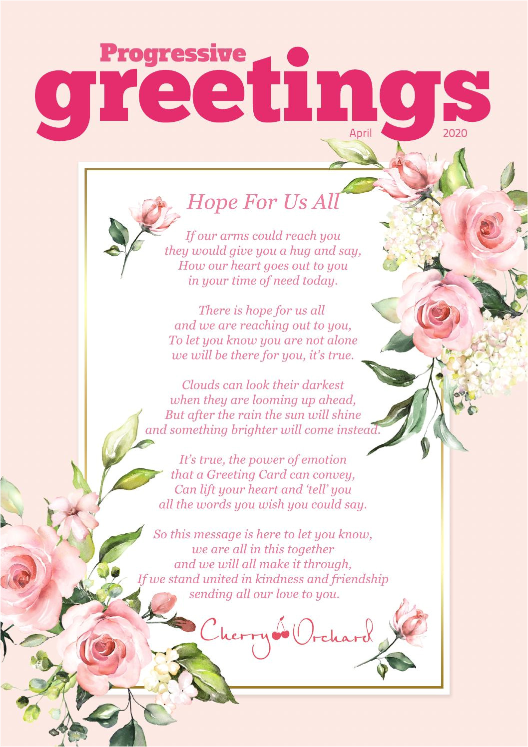 Anniversary Ke Liye Greeting Card Progressive Greetings April 2020 by Max Media Group issuu