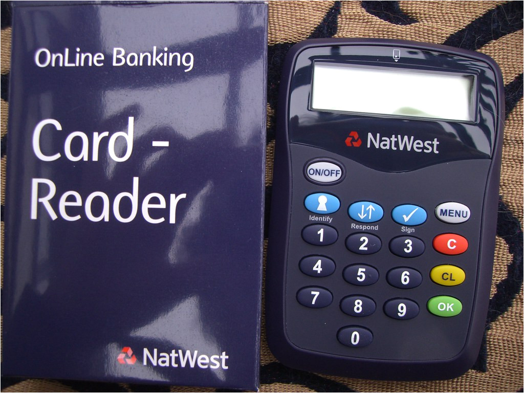 Are Natwest Card Readers Unique Business Office Industrial New Natwest Pinsentry Online