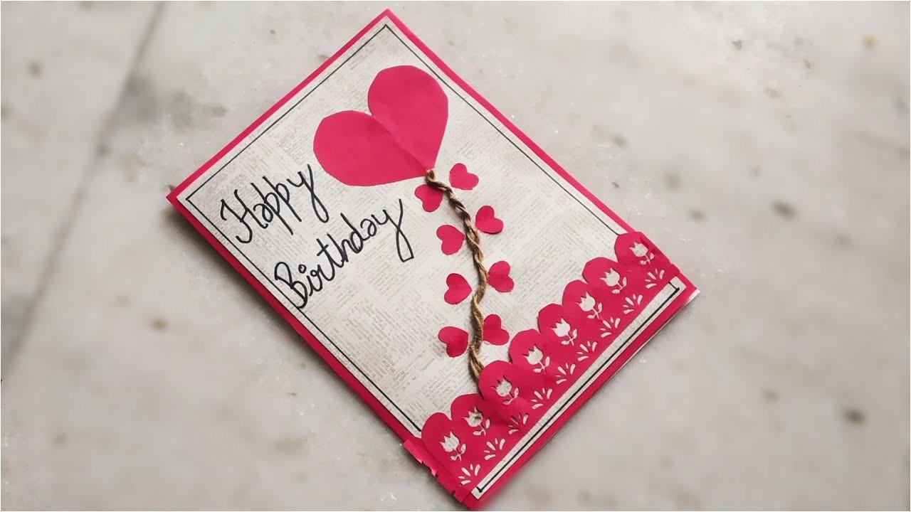 diy beautiful handmade birthday odwe o jpg