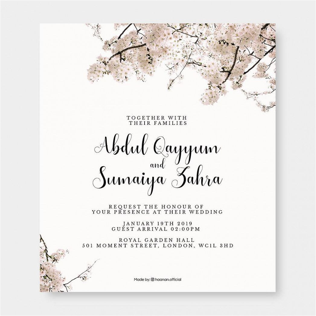 Beautiful Quotes to Include In A Wedding Card Marriage Day Invitation Card Marriage Day Invitation Card