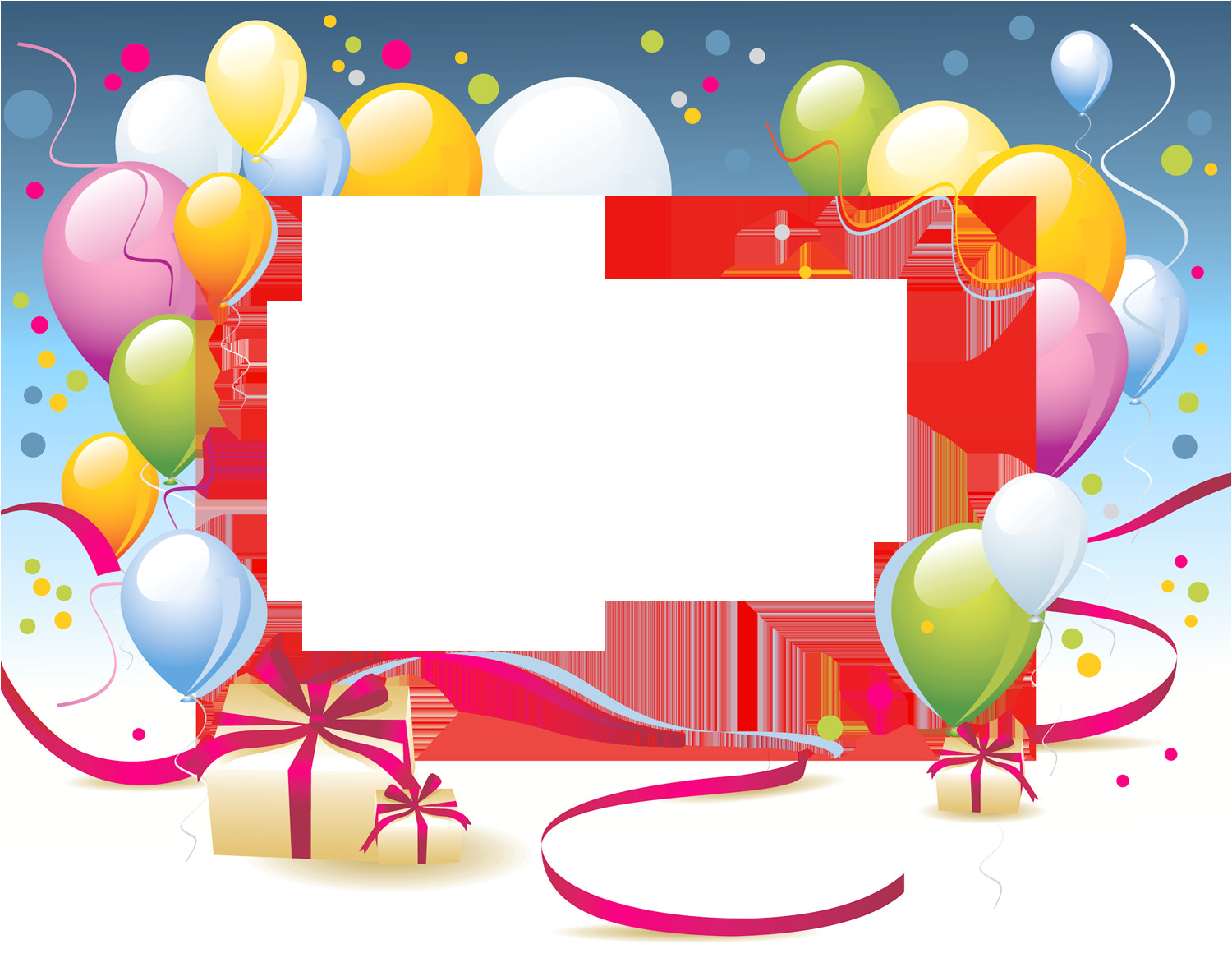 Birthday Card Background Design Hd Birthday Transparent Png Photo Frame Com Imagens Cartaµes
