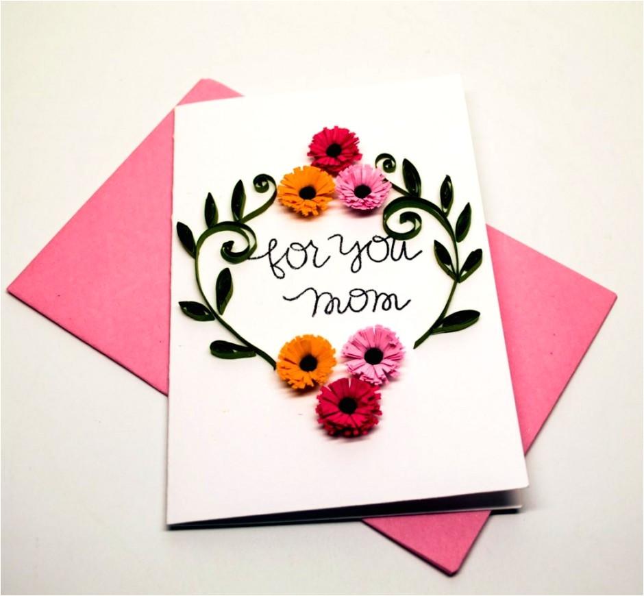 new handmade mother birthday cards homemade card ideas for jpg