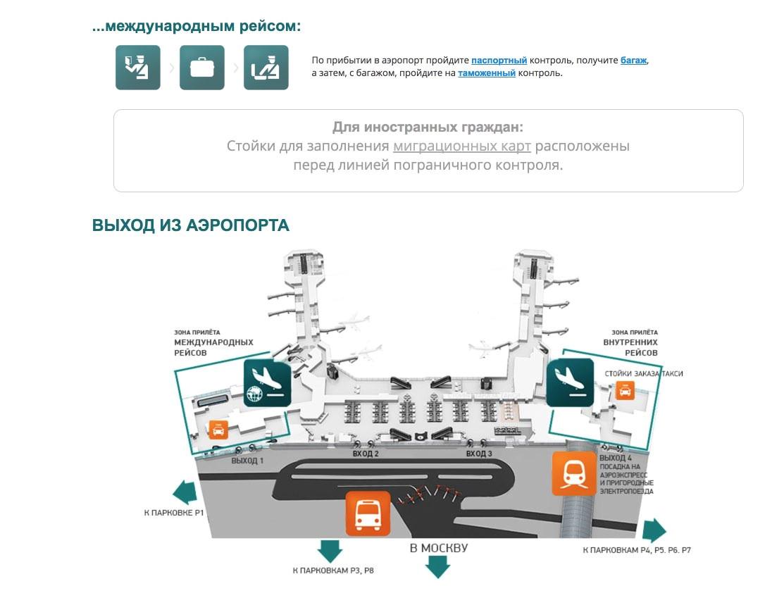 control pasaportes y tramties aduaneros aeropuertos rusos jpg