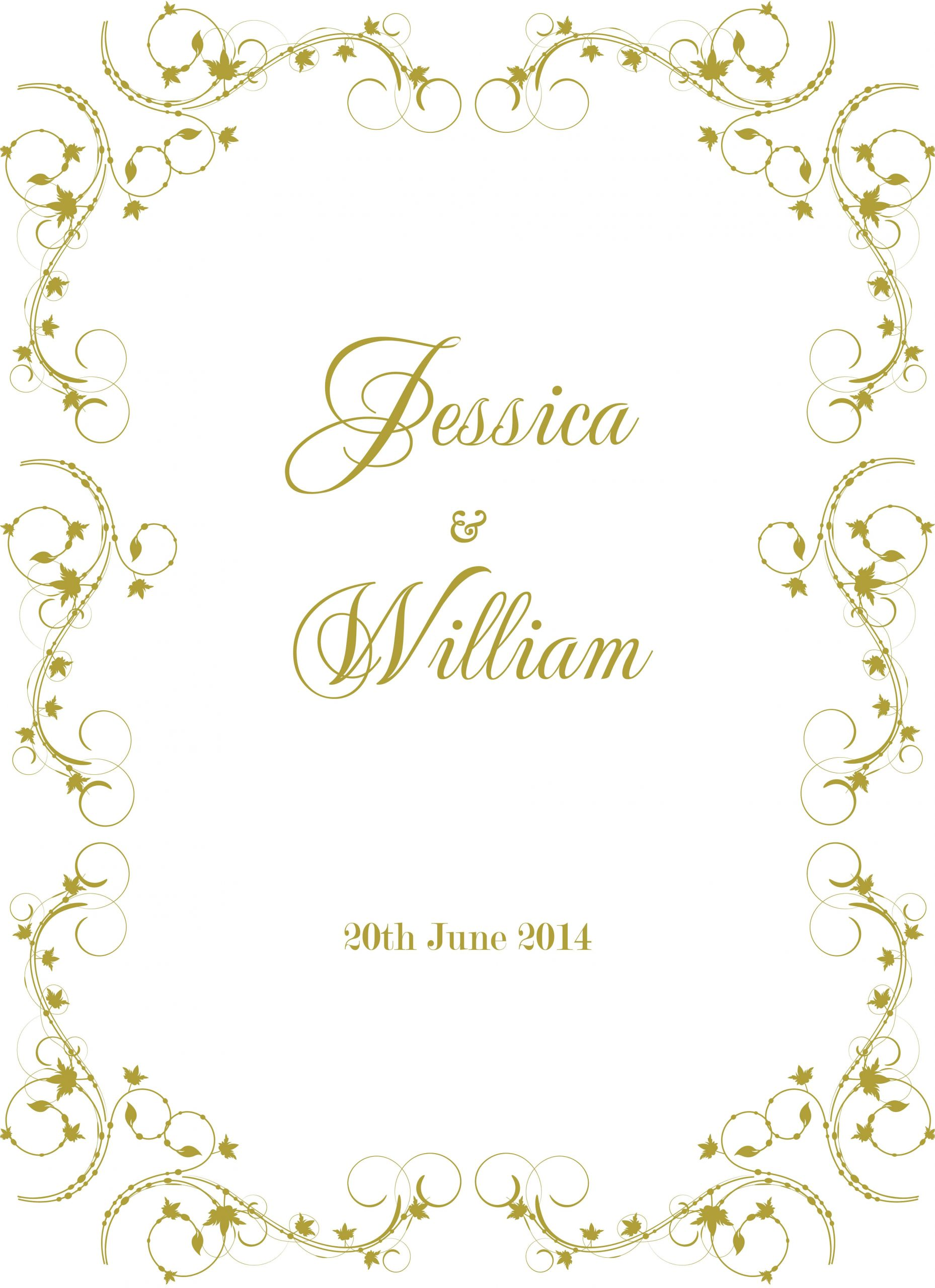 Border Images for Wedding Card Wedding Border Designs with Images Photo Wedding