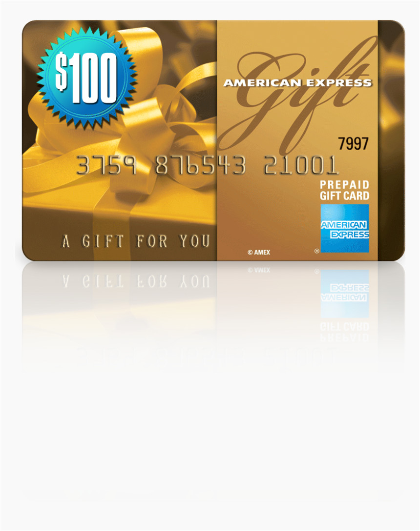 Business Gift Card American Express Balance 100 Amex Gift Card Png Download American Express