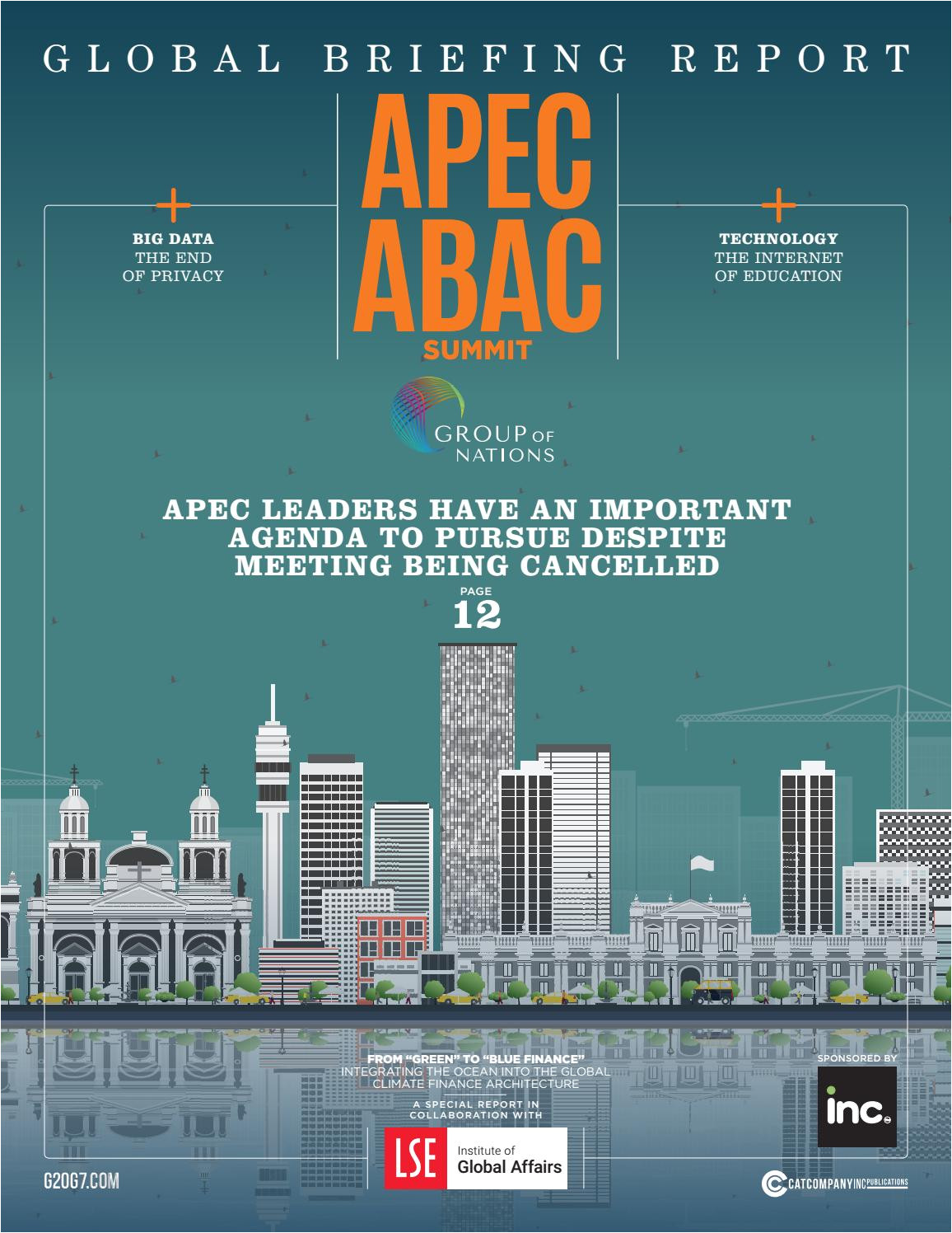 Business Mobility Apec Card Status Apec Abac by the Group Of Nations issuu