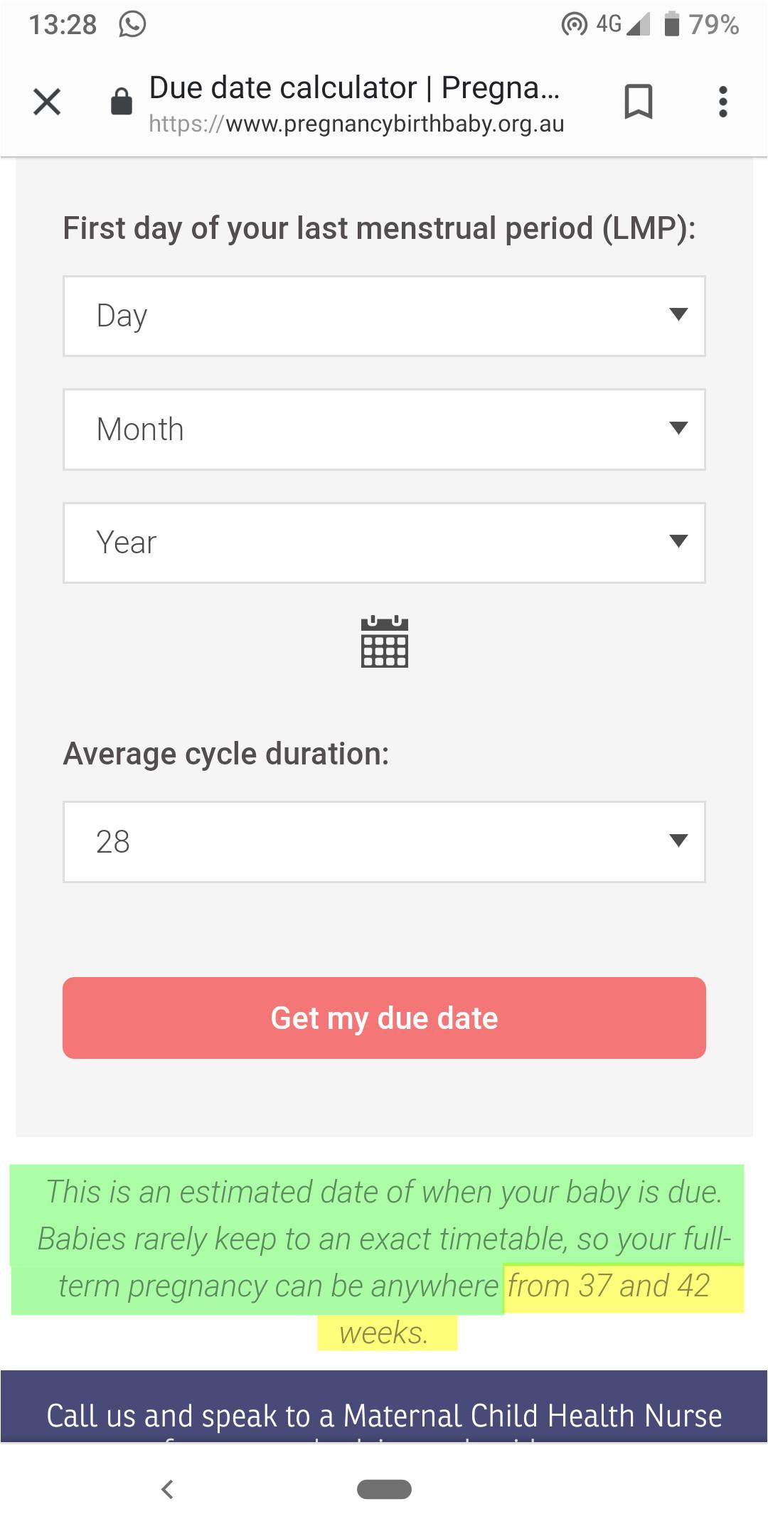 birth date calculator png