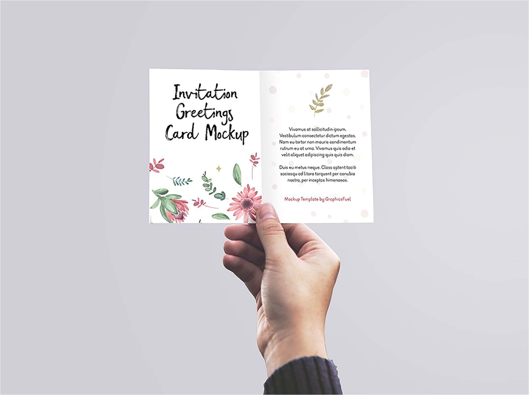 invitation greeting card in hand mockup 4 jpg