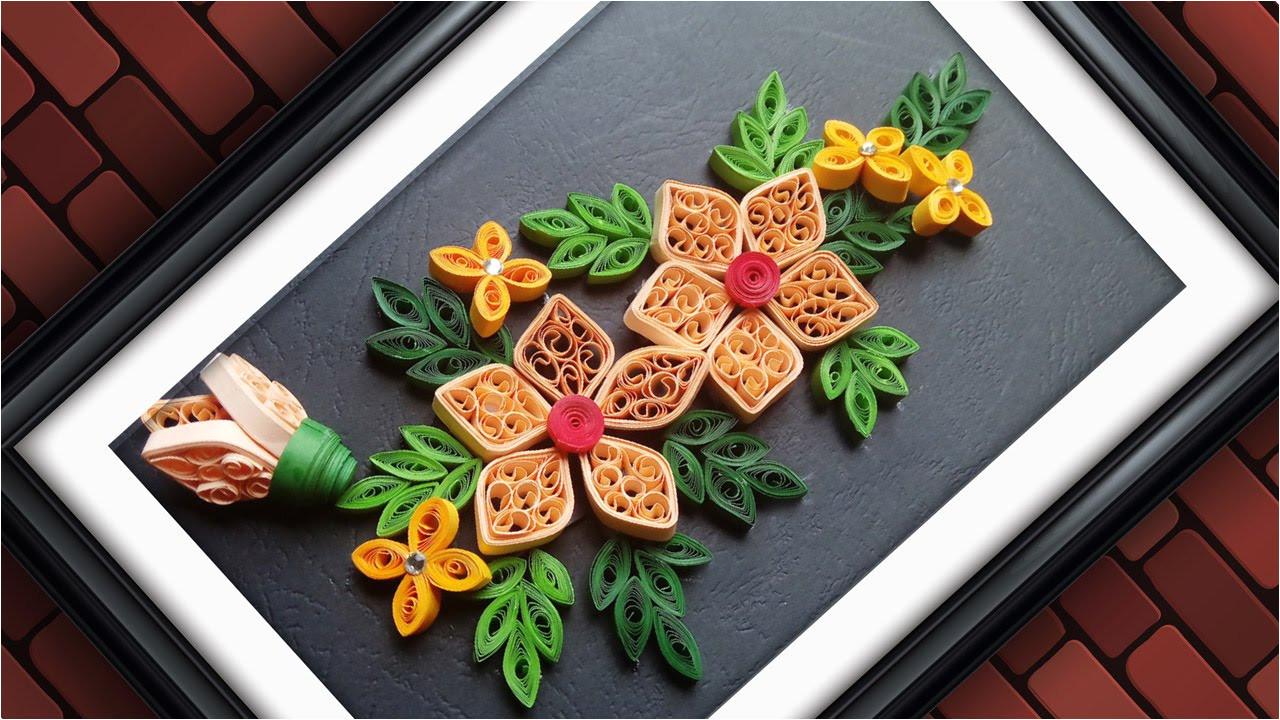 card ke flower banana sikhaye  williamsonga