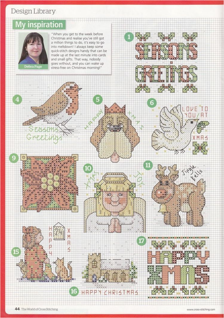 Christmas Card Cross Stitch Patterns Pin by Zaklina Davitkovska On Xstitch Cross Stitch
