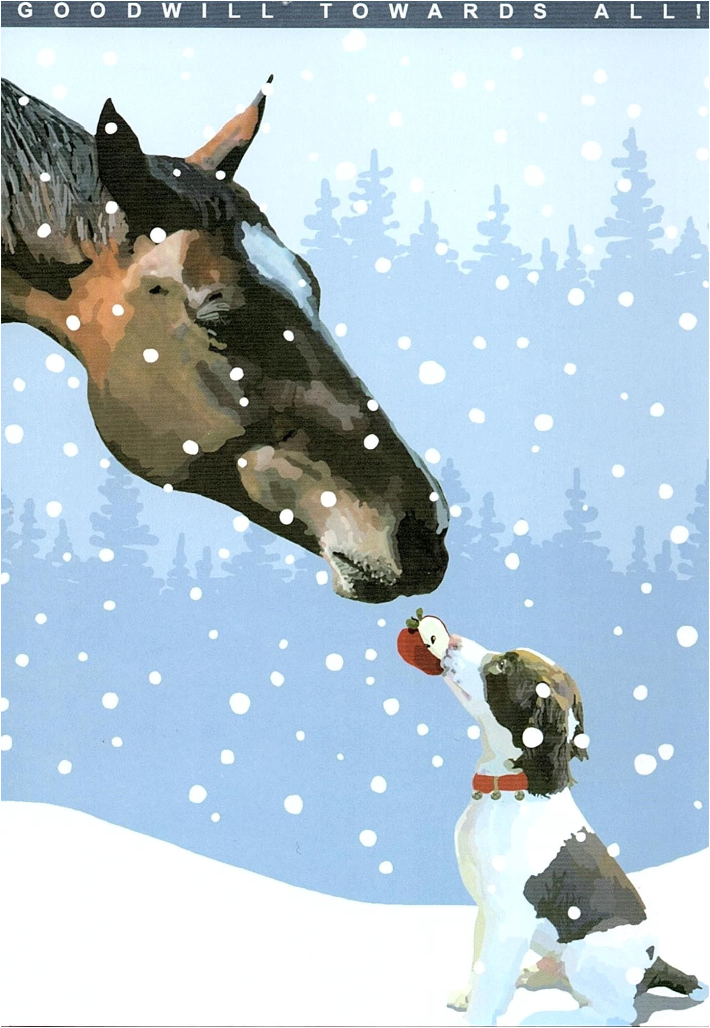 Christmas Card Ideas with Dog Love This Christmas Card with Images Beautiful Dog