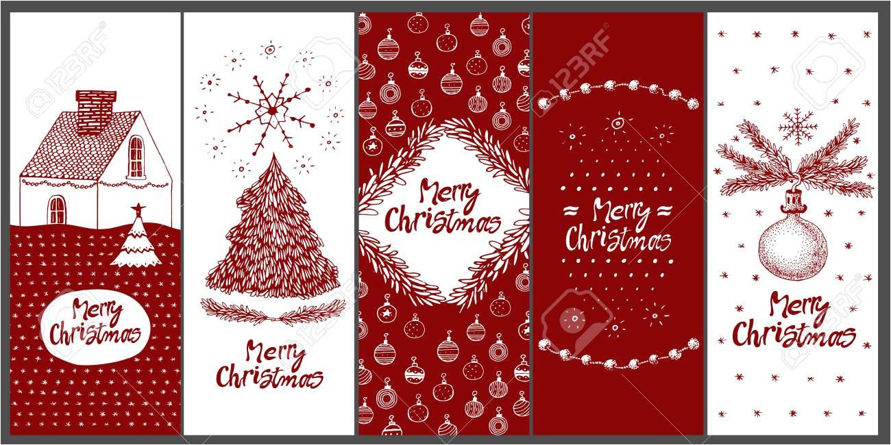 87224756 christmas card decoration background vector illustration merry christmas message jpg