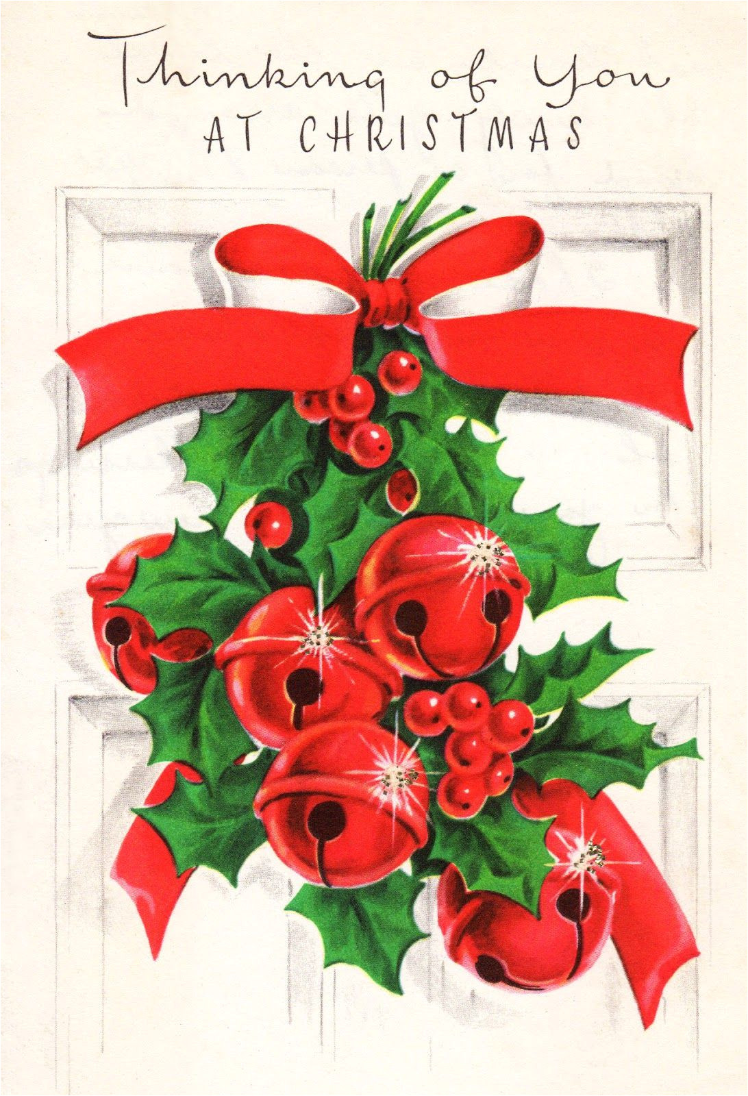 Christmas Quotes to Put In A Card December Birthday Call Christmas Card Messages Vintage