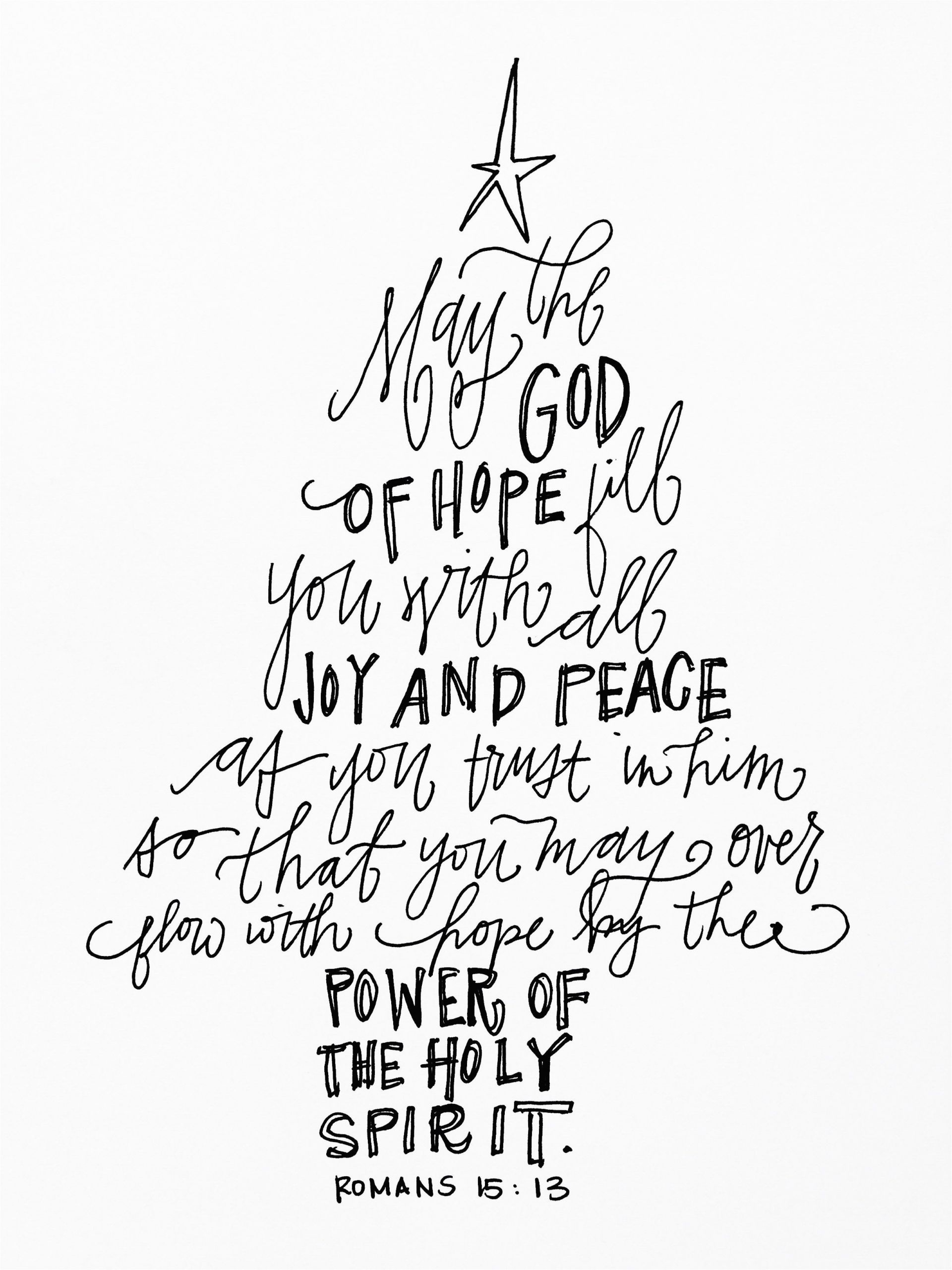 Christmas Scripture for Christmas Card This Doodle Quite Literally Came Out Of nowhere and