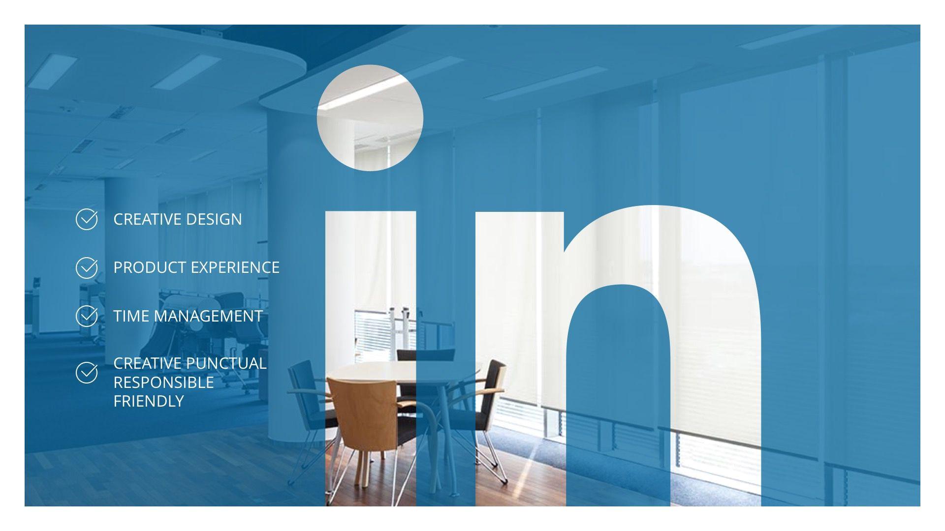 Creative Interior Design Name Card Apollo 2019 Creative Keynote Template Creative