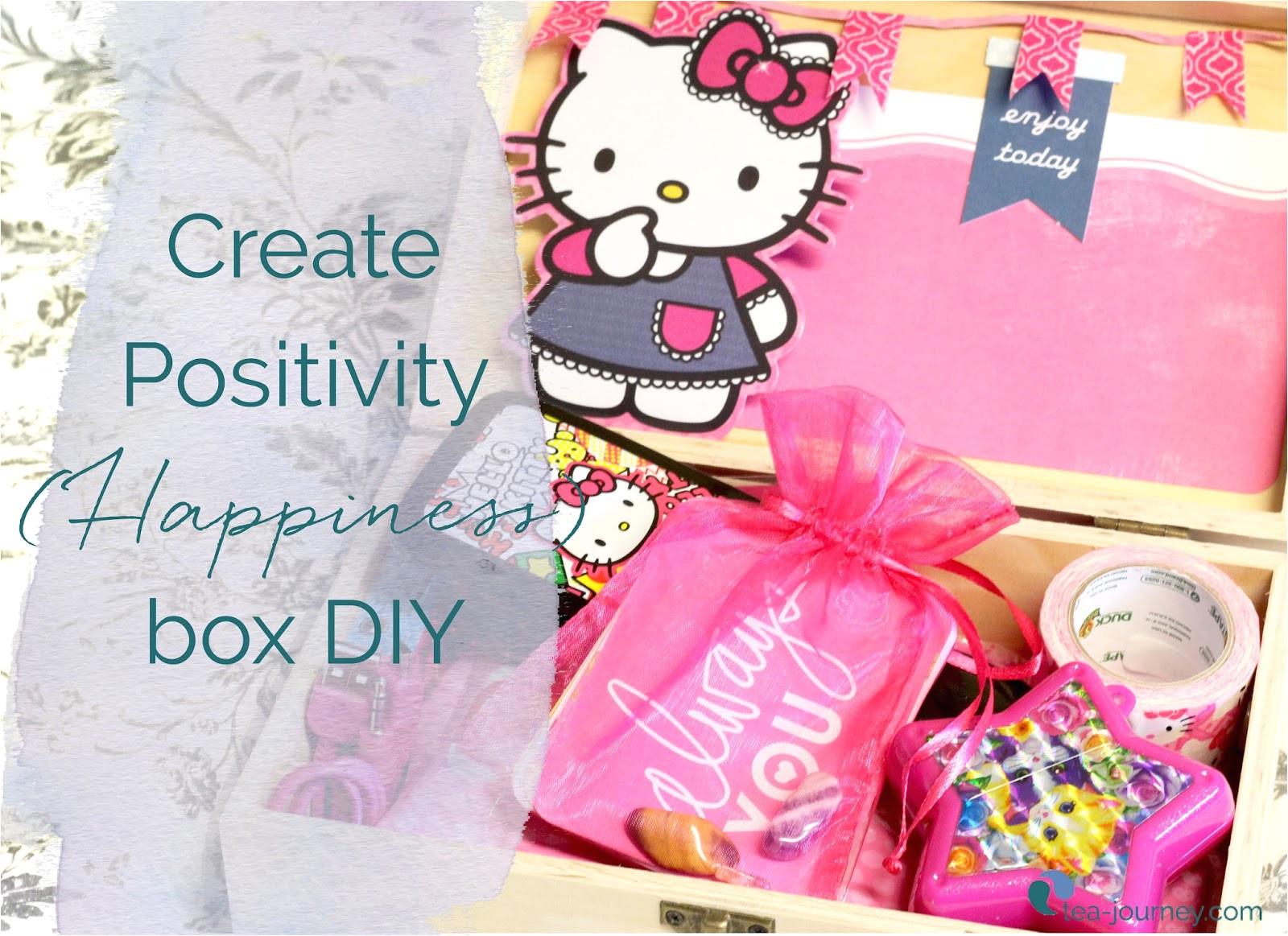 positivity box cheer up gift diy comfort box happiness jpg