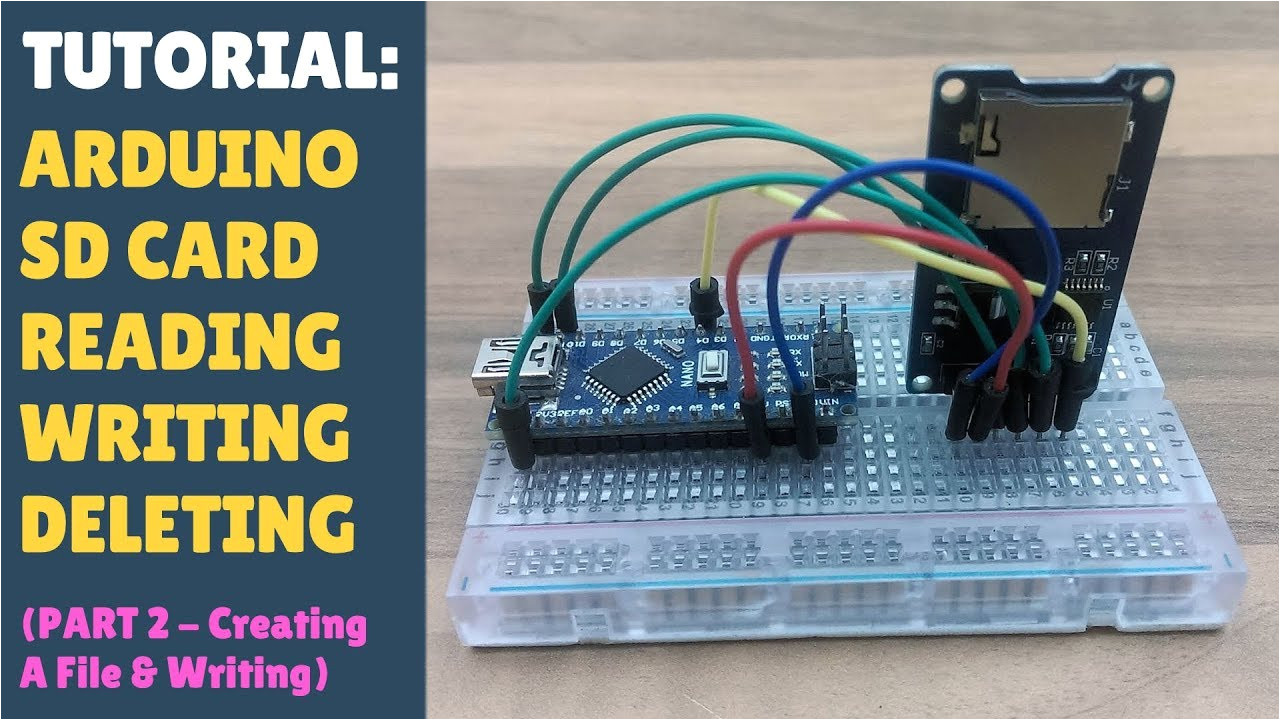 Diy Usb Sd Card Reader Tutorial Micro Sd Card Reader Writer How to Quickly Get Started Arduino Module Diy Part 2