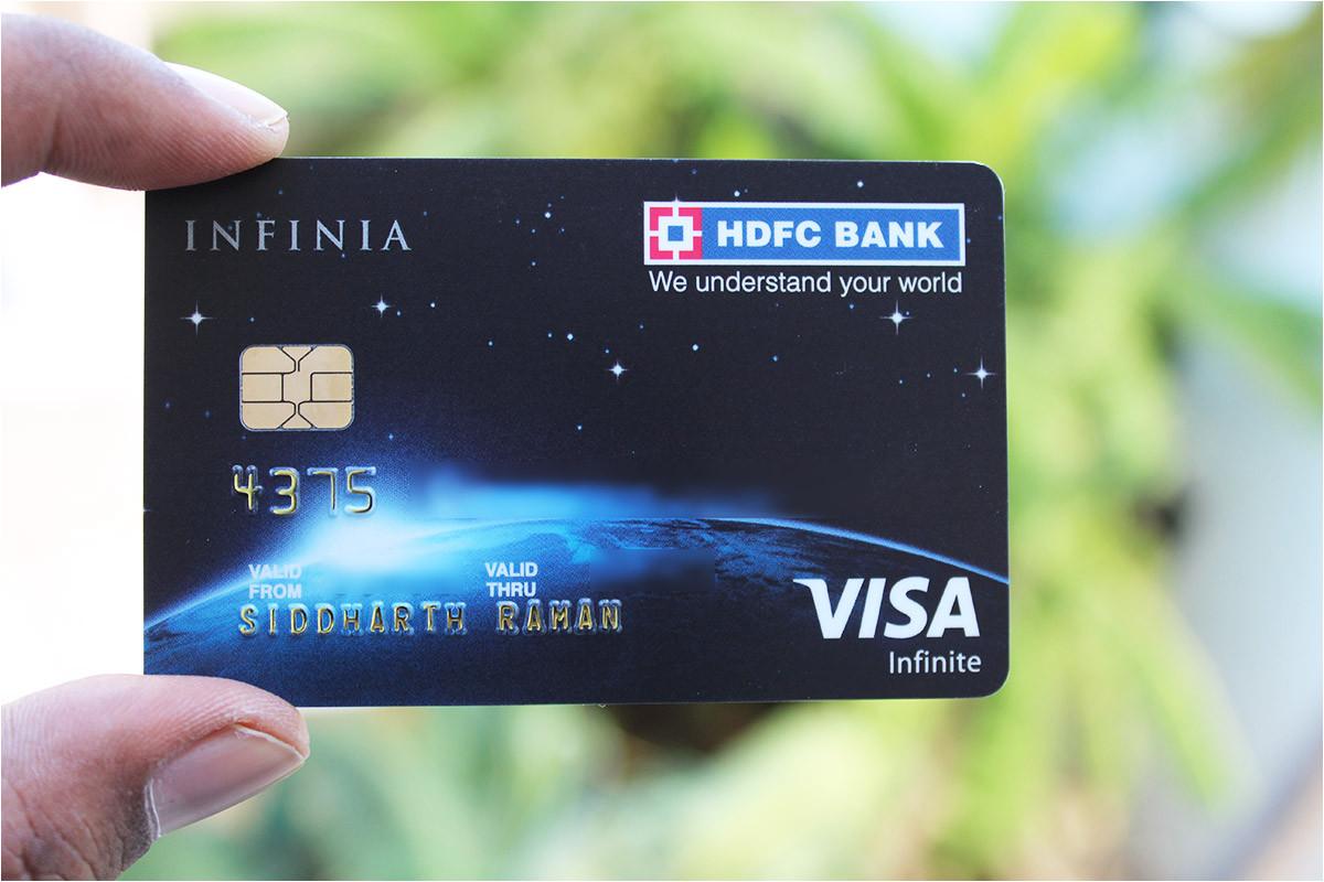 hdfcbank infinia credit card jpg