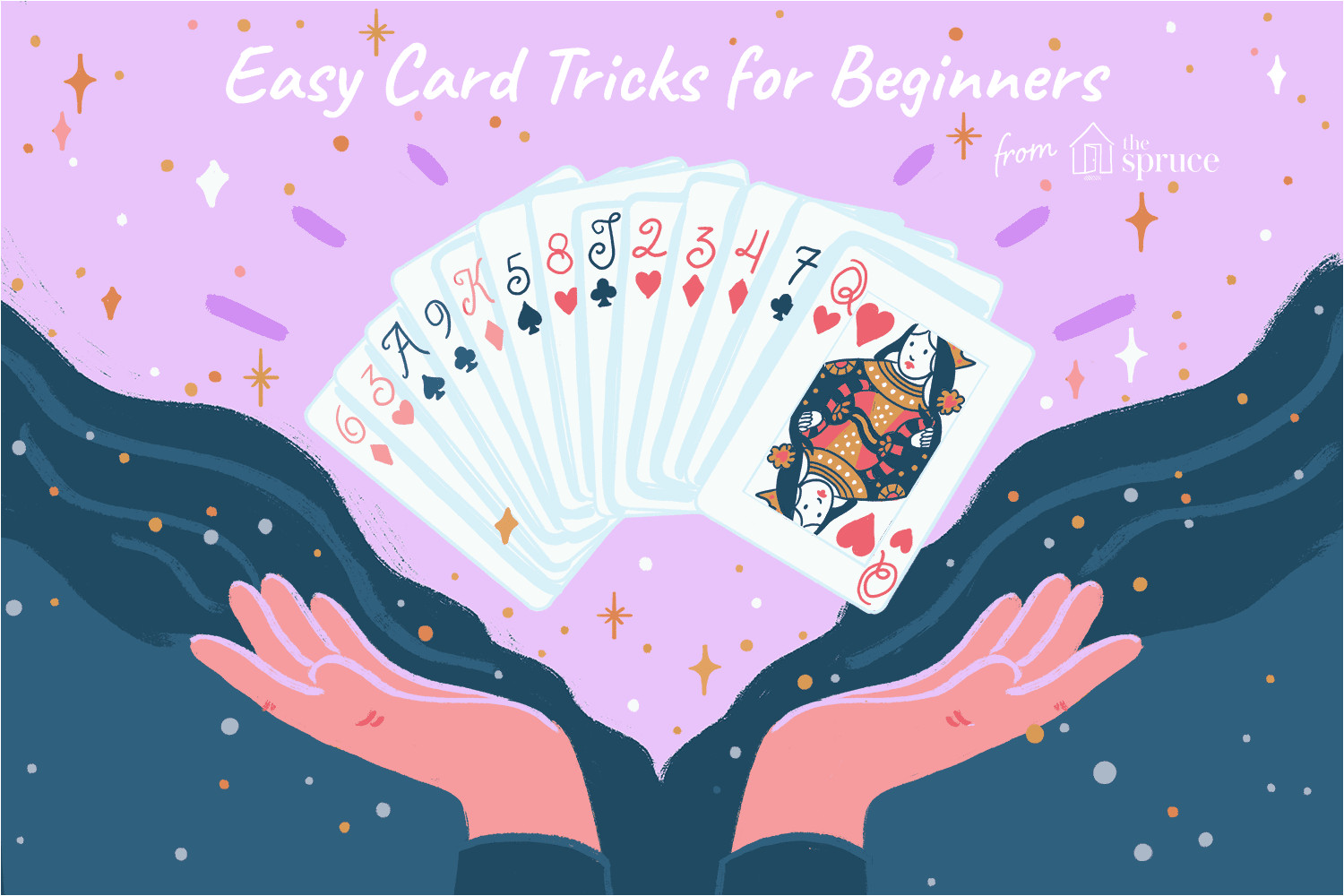 Easy Quick Card Tricks Beginners Easy Card Tricks that Kids Can Learn