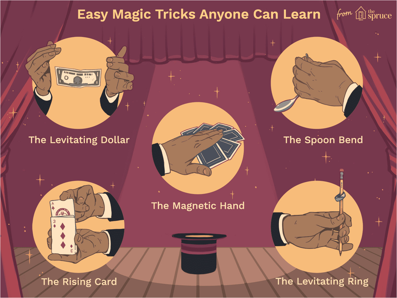 Easy Simple Card Magic Tricks Learn Fun Magic Tricks to Try On Your Friends