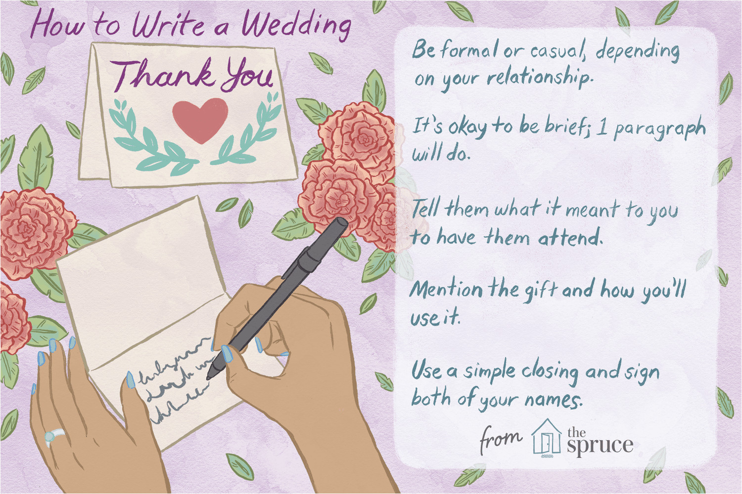 Engagement Thank You Card Message Wedding Thank You Note Wording Examples