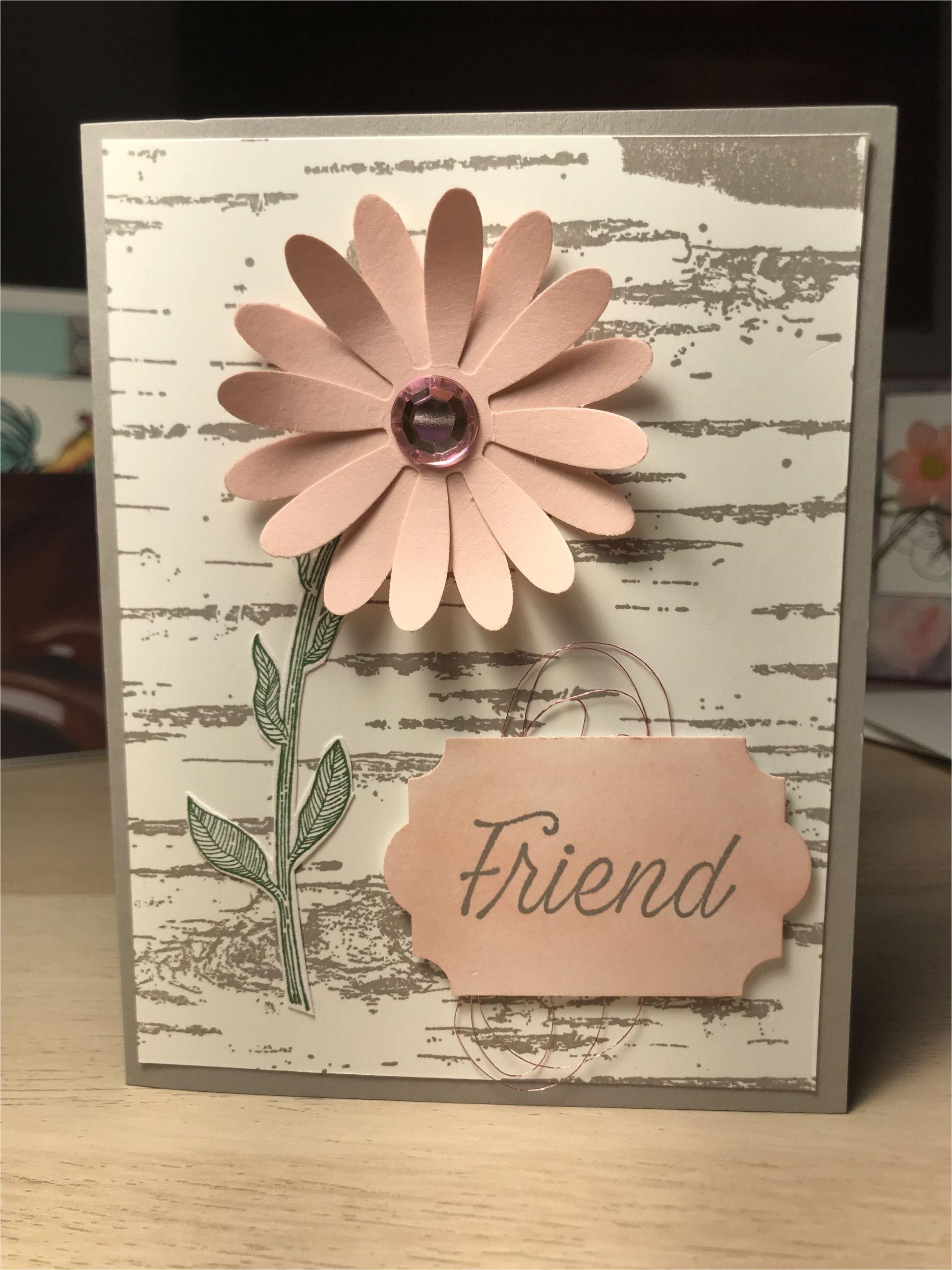 Flower Card for New Baby Pin Von Tau Tropfen Auf tolle Karte Karten Basteln Karten