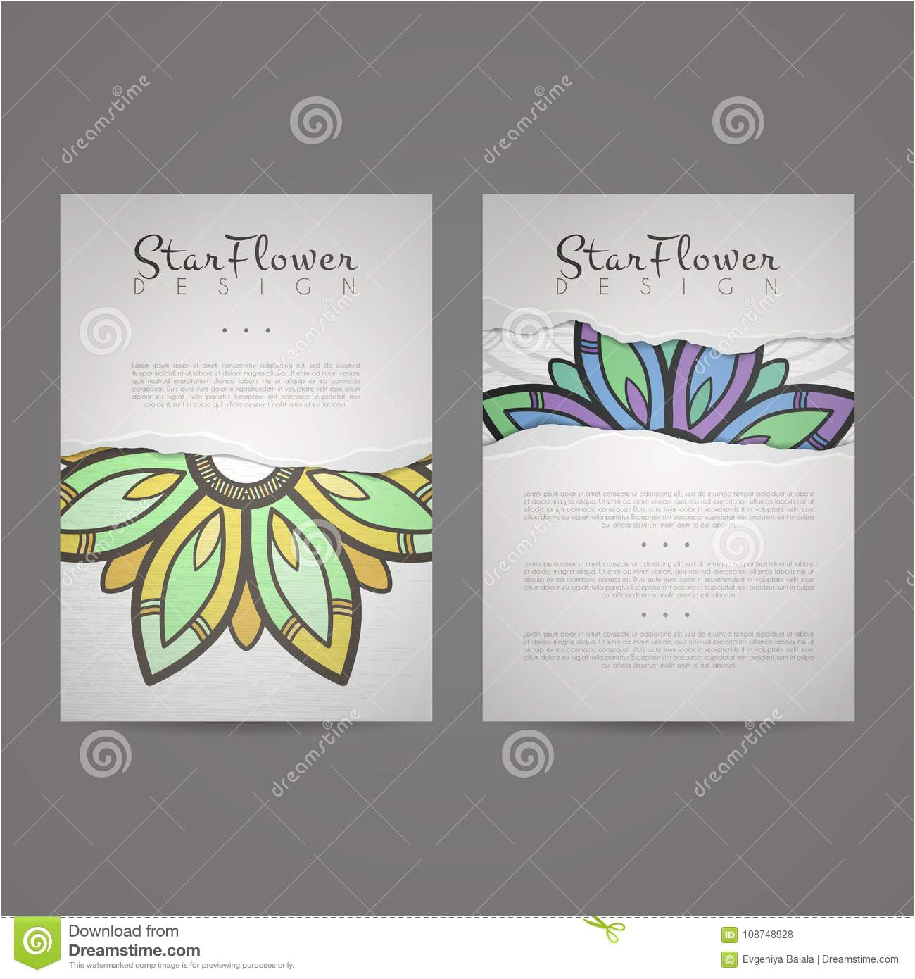 set vector design templates business card floral circle ornament set vector design templates business card floral 108748928 jpg