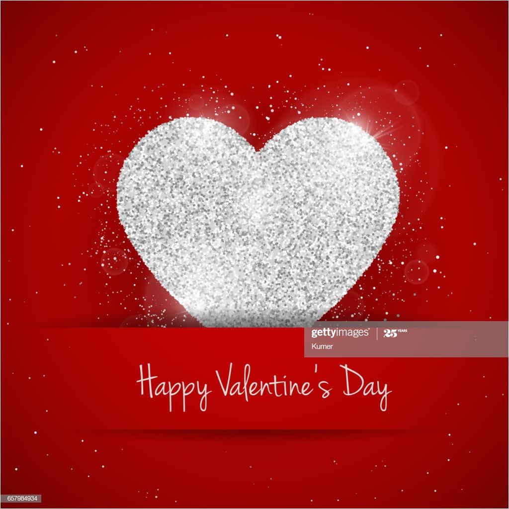 vector happy valentines day greeting card vector id657984934