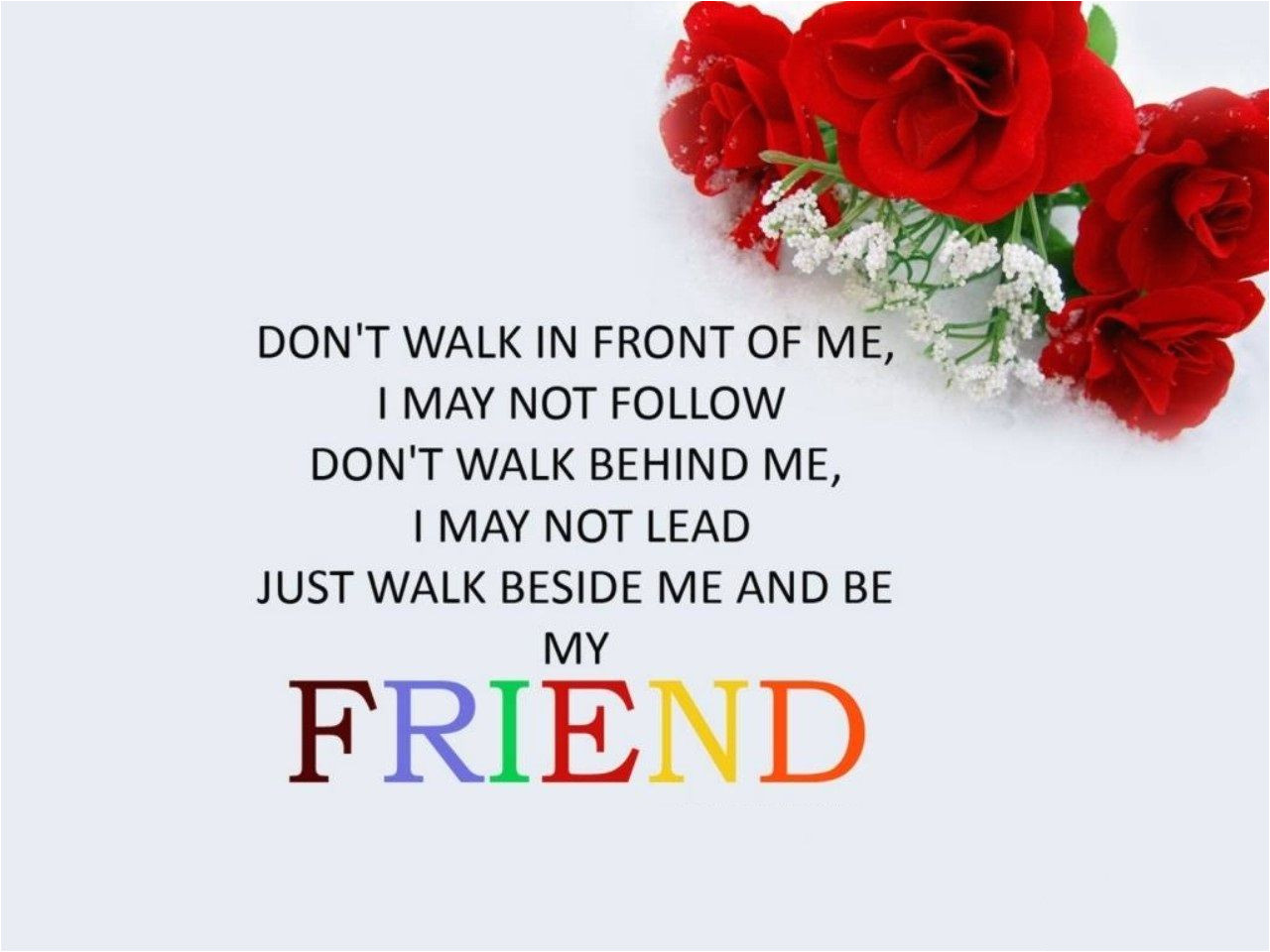 Greeting Card Quotes for Friends Wise Quote Happy Friendship Day Greeting Card Template Red