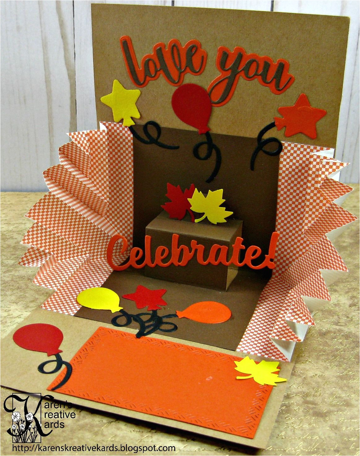 Happy Birthday Greeting Card Youtube Happy Birthday Explosion Pop Up Card From My Newest Youtube