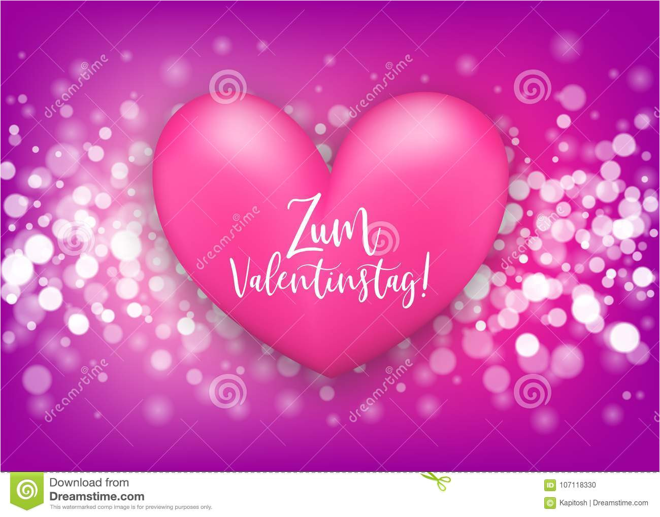 happy valentines day heart greeting card happy valentines day zum valentinstag german language realistic d heart romantic sparkle 107118330 jpg