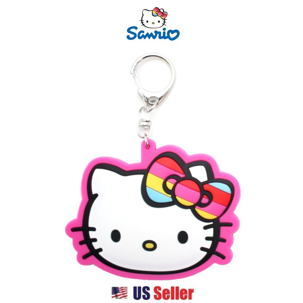 Hello Kitty Thank You Card Details Zu Sanrio Hello Kitty Rubber Keychain Key Ring Key Charm Summer Dinosaur Edition