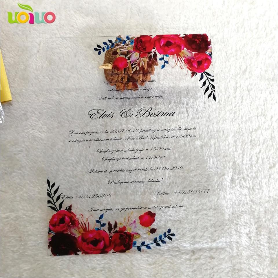 2018 luxury custom colorful printing clear acrylic card wedding invitation card printed with burgundy red flower jpg 960x960 jpg