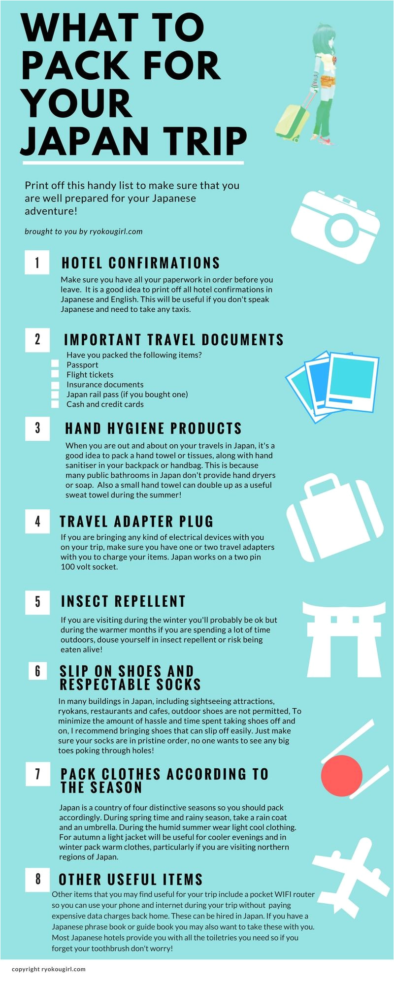Japanese Business Card Name order Check Out This Super Useful Guide On What to Pack for Your