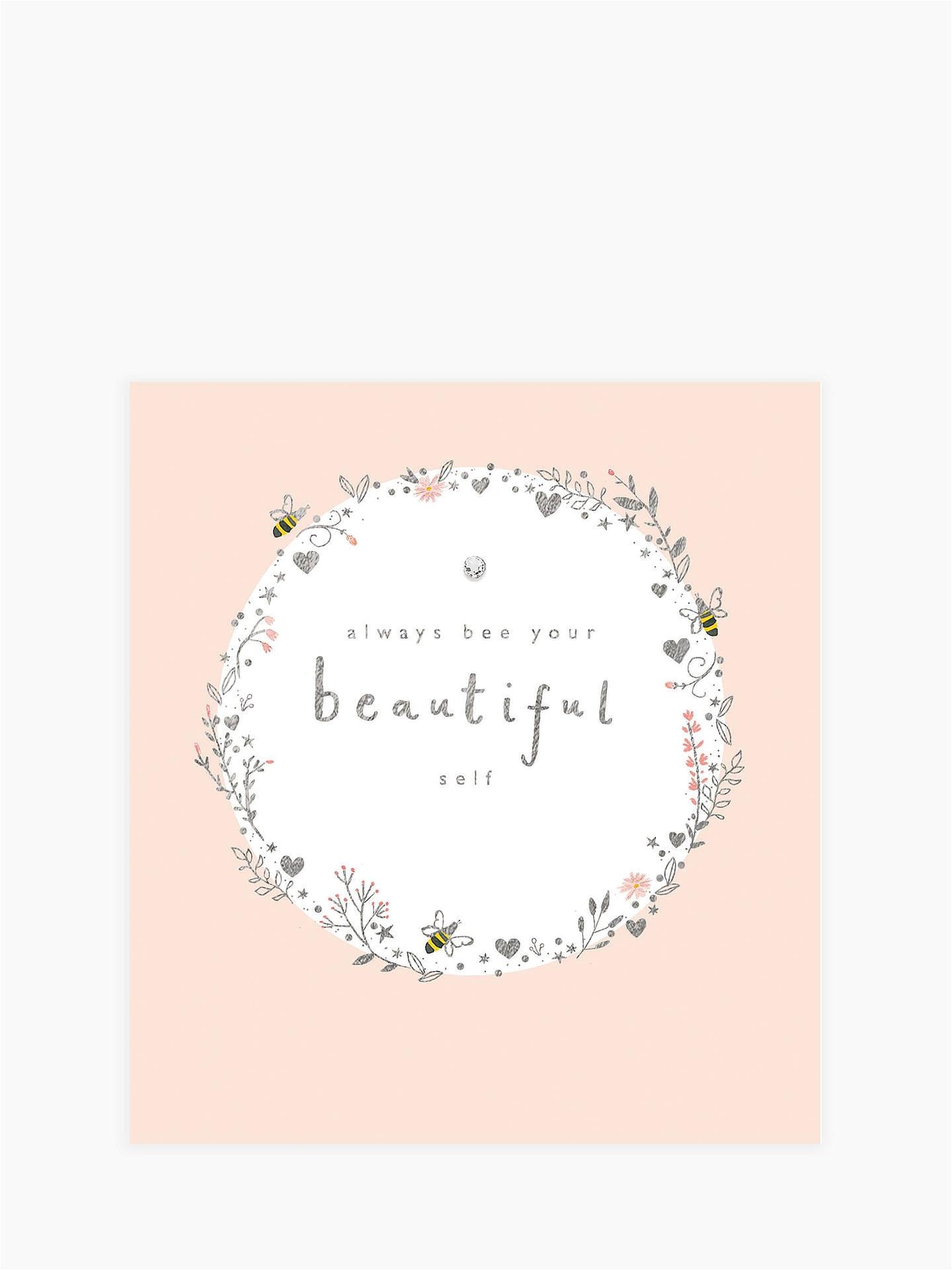John Lewis Gift Card Wedding Woodmansterne Beautiful Birthday Card