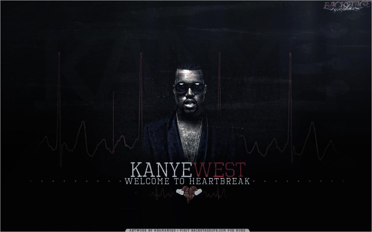 kanye west heartbreak by nbaman023 jpg