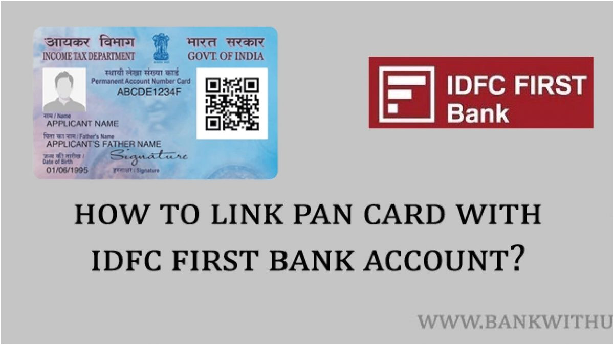 link pan card with idfc first bank account 1200x675 jpg