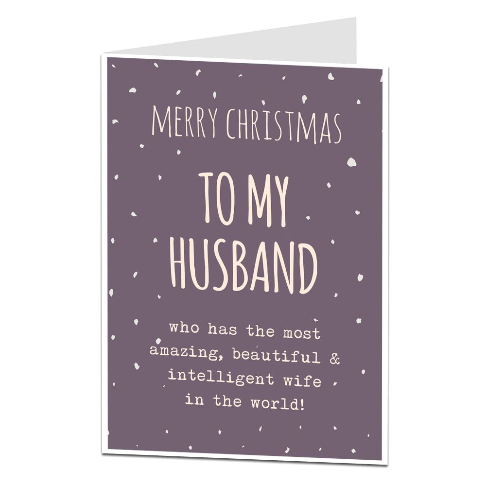 Love Card Message for Husband 80 Romantic and Beautiful Christmas Message for Husband