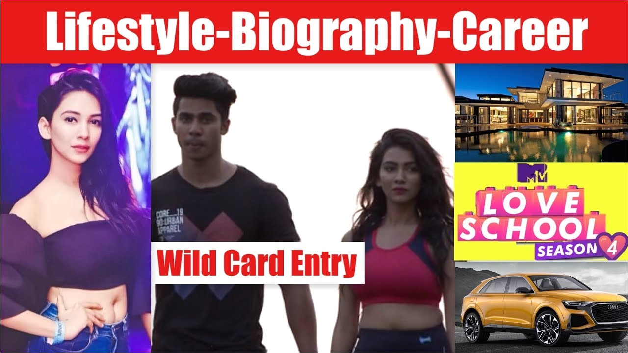 Love School 4 Wild Card Entry Vaishali Panwar Lifestyle Biography Boyfriends Family Career Love School 4 Mtv