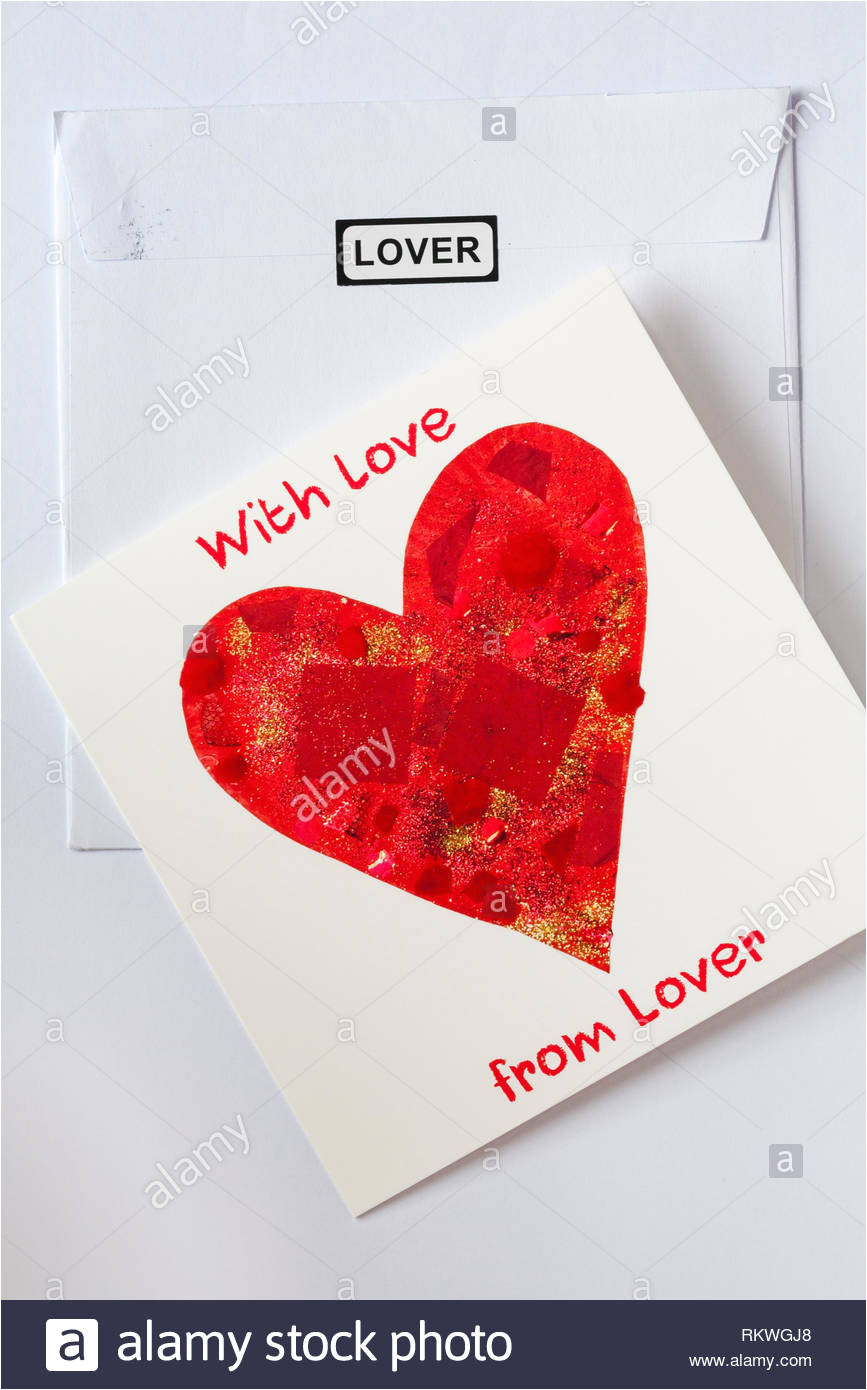lover wiltshire uk 12th feb 2019 lover valentine card received lover a small village in wiltshire near salisbury is an iconic and famous village in the uk especially at this time of year as valentine day on 14th approaches it was once crowned the most romantic village in the world the lover post office closed in 2008 but the local community come together to revive the old lover valentine post tradition and stamp thousands of envelopes with the lover special stamp of authenticity to send to lovers across the world with a pop up post office credit carolyn jenkinsalamy live news rkwgj8 jpg