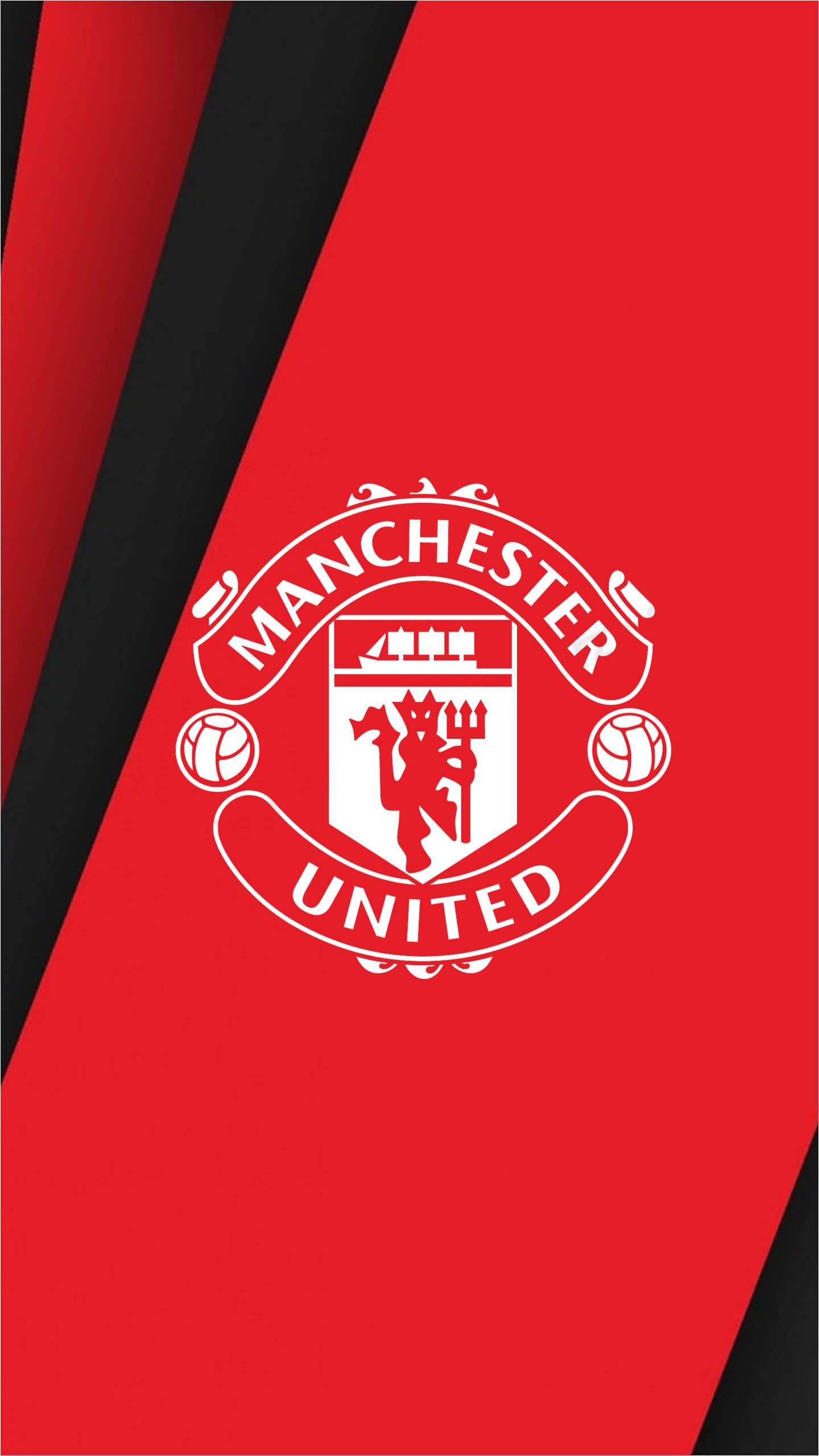 Manchester United Happy Birthday Card Manchester United Logo Wallpapers Hd Wallpaper A Manchester