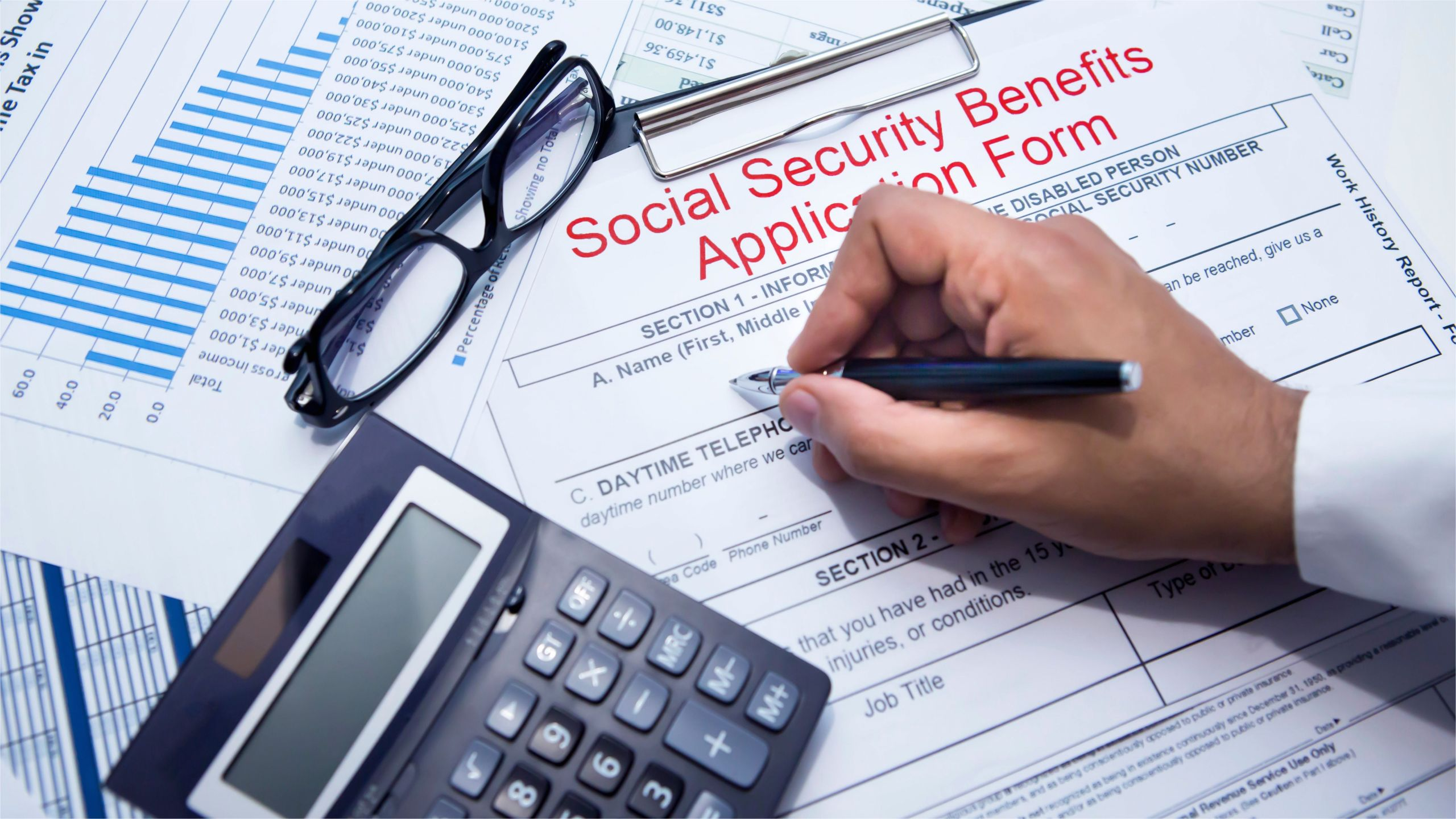 social security benefit application getty jpg