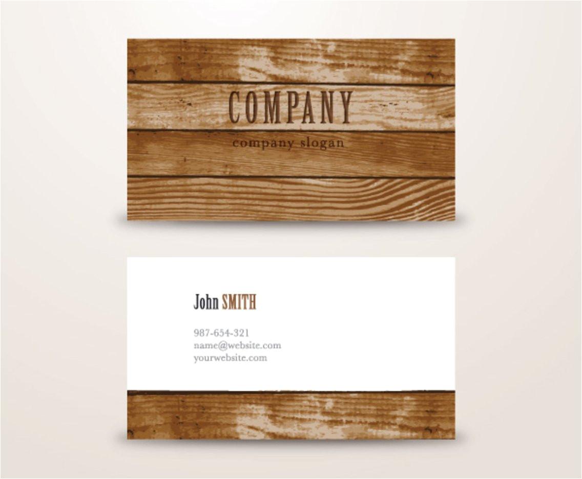 wooden background business card jpg