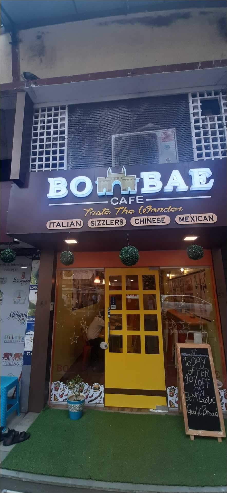 bombae cafe mumbai guuk38myhj jpg